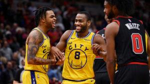 NBA – Deux joueurs débarquent aux Sixers en provenance des Warriors !