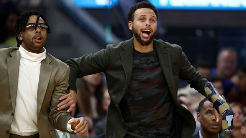 Comment Steph Curry va bientôt aider Warriors
