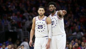 NBA – Le comportement de Ben Simmons et Joel Embiid pointé du doigt avec l'ancien coach