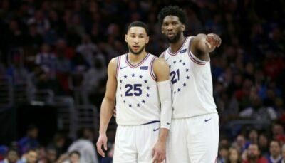 NBA – Embiid veut-il continuer avec Simmons ? Sa réponse virale qui en dit long