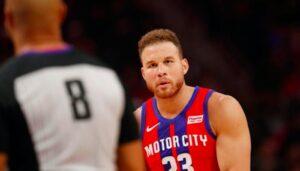 NBA – Fin de saison pour Blake Griffin ?