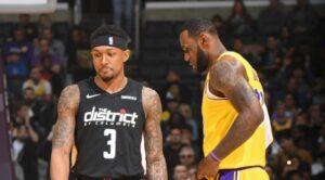 NBA – Bradley Beal aux côtés de LeBron ? La mission impossible des Lakers