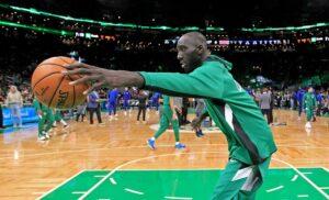 NBA – Tacko Fall surpris par Boban Marjanovic