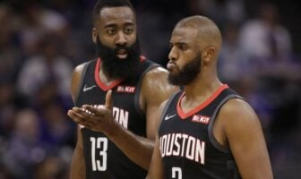 NBA - Chris Paul évoque sa relation avec James Harden depuis le trade