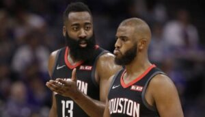 NBA – Le Big Three de feu visé par les Rockets en 2019