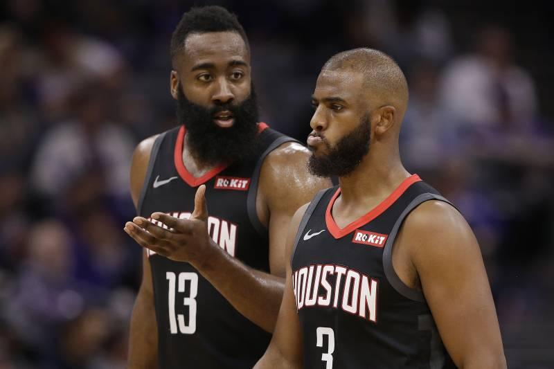 NBA - Chris Paul évoque sa relation avec James Harden depuis le trade