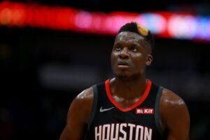 NBA – Clint Capela poussé vers la sortie par les Rockets !