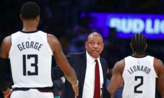 Les Clippers à la recherche d'un renfort
