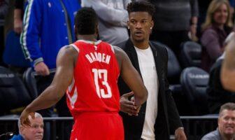 NBA - Comment Jimmy Butler s'est amusé des Rockets cet été
