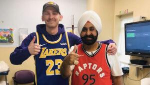NBA – Un ado en phase terminale réalise son rêve grâce à LeBron et Nav