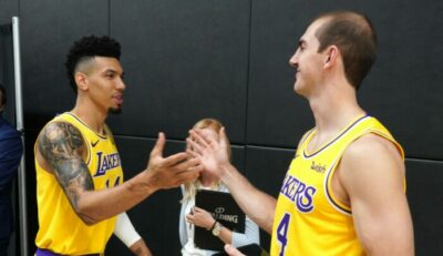 NBA – Danny Green y va cash sur le roster des Lakers et l'avenir