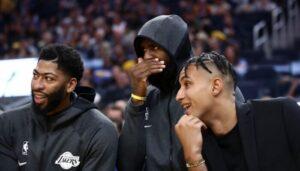 NBA – Le gros troll envoyé par Kuzma à LeBron et AD
