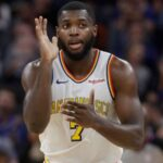 NBA – La superstar dont Eric Paschall s'inspire