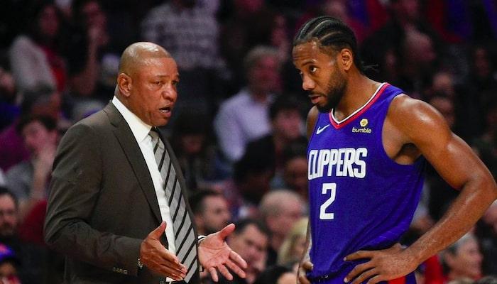 Les Clippers ont congédié leur entraîneur-chef Doc Rivers — NBA