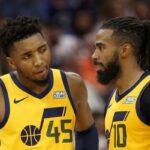 NBA – Mike Conley donne son avis sur les tensions Gobert/Mitchell