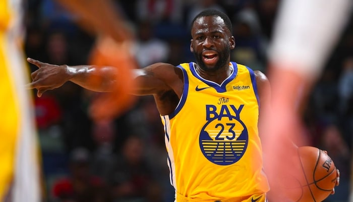 Draymond Green leader des Warriors
