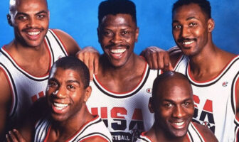 Dream Team NBA gang france