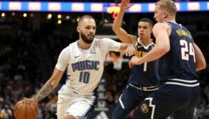 NBA – Evan Fournier chercherait à rejoindre un favori pour le titre !