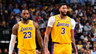 NBA – Une superstar s'agace : « Je me fous des Lakers »