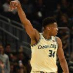 NBA – Le message glaçant de Giannis au reste de la ligue sur son tir !