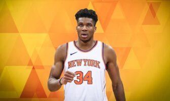 Giannis Antetokounmpo dans des rumeurs aux Knicks ?