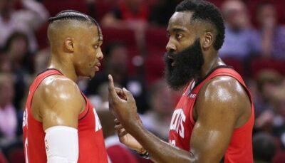 NBA – James Harden explique pourquoi il voulait impérativement partir de Houston