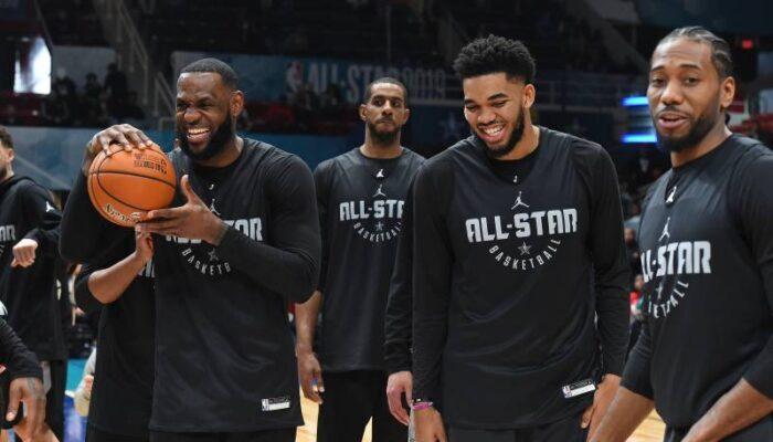 All Star Ouest premier tiers saison
