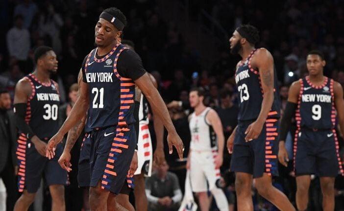 Nba Plusieurs Joueurs Des Knicks Veulent Partir Prochainement