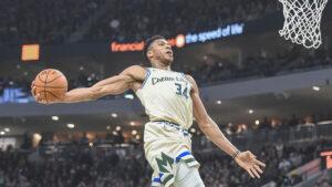 NBA – Giannis Antetokounmpo élu MVP de la saison !