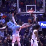 NBA – Ja Morant tue Aron Baynes dans le money-time avec un des posters de l'année !