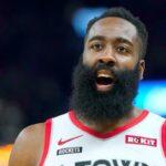 NBA – James Harden repéré en très lourde compagnie dans les Caraïbes !