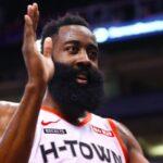 NBA – James Harden heureux d'un gros changement pour lui
