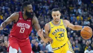NBA – Steph Curry réagit à son tour au trade de James Harden !
