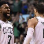 NBA – Tatum et Brown font une première depuis l'époque Larry Bird !