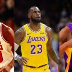 NBA – Arenas explique passionnément pourquoi LeBron est le GOAT, et non MJ et Kobe
