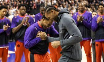 Les Raptors ont récréé la course de Kawhi contre les Sixers