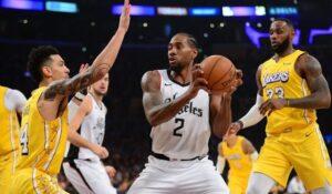 NBA – Ce que Kawhi et Rivers ont dit à la mi-temps pour renverser les Lakers