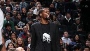NBA – Le joueur que Kevin Durant veut voir aux Nets