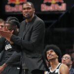 NBA – Kevin Durant aurait fait son choix pour le futur coach des Nets !