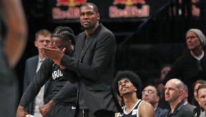 NBA – KD encense une des stars de la nuit… et trolle
