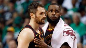 NBA – Kevin Love vide son sac sur sa première saison à Cleveland et le tweet assassin de LeBron