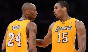 Metta World Peace compara Lakers 2010 à 2019