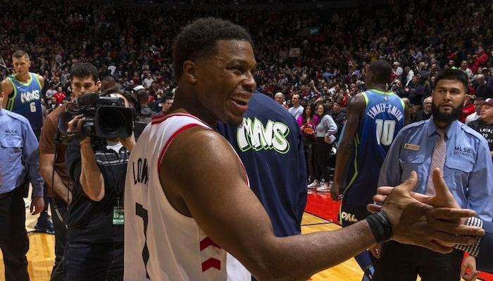 Kyle Lowry a emmené les Raptors vers un comeback historique