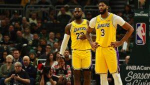 NBA – Twitter saccage LeBron, AD et les Lakers après la défaite du Game 3 !