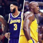 NBA – Un coach des Lakers sépare Kobe et Davis de LeBron et Shaq