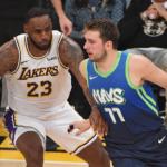 NBA – « Il n'y a plus de LeBron, il n'y a que Luka maintenant »