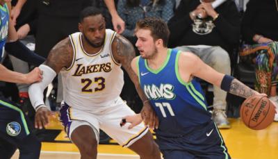 NBA – Luka Doncic claque un énorme exploit all-time et dépasse LeBron !