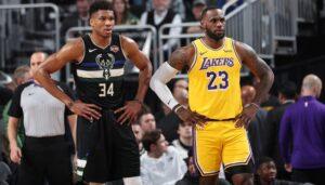 NBA – Le 5 majeur de la All-Nike Team