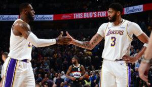 NBA – La grosse stat dans laquelle Anthony Davis veut égaler LeBron