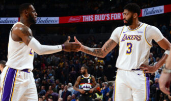 Du jamais vu en plus de 20 ans aux Lakers